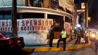 Gobierno de la CDMX realizó operativo La noche es de todos en Copilco, Coyoacán
